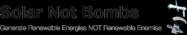 Solar Not Bombs
